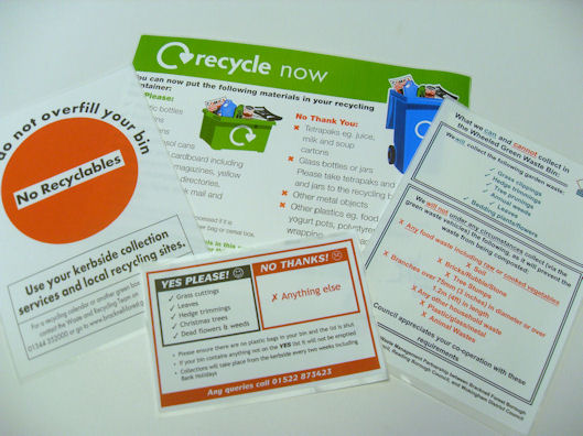 Labels And Tags For Councils End To End Labels Ltd