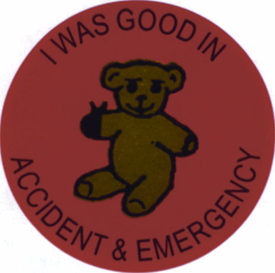 I was good in Accident and Emergency
