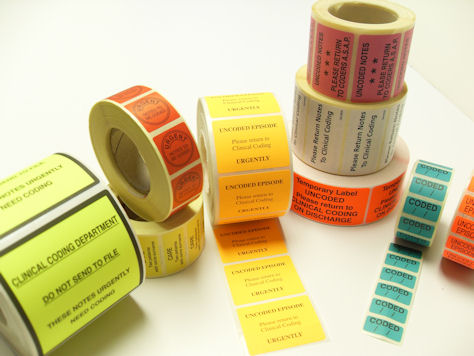 Clinical Coding Labels